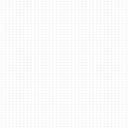 spot clean: Simple white seamless pattern with dots. Vector illustration.