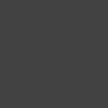 holes: Metal texture with holes. Seamless vector background.
