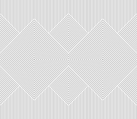 Seamless vector pattern with stripes. White and gray texture.