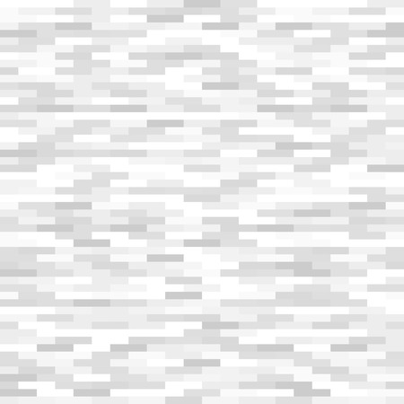 Vector background - seamless. White and gray rectangle texture. Illustration