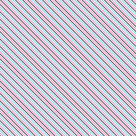 Color striped seamless patterns. Similar to wrapping paper.