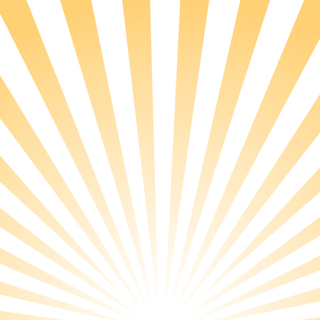 Abstract poster sunrise pattern - vector illustration for design.