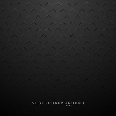 black metal: Black metal texture. Vector background for design. Illustration