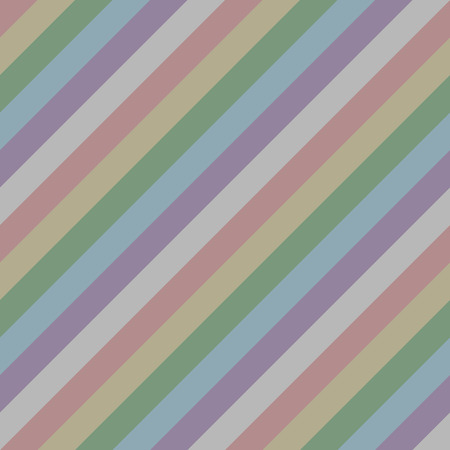 diagonal: Color diagonal striped seamless pattern. Vector background.