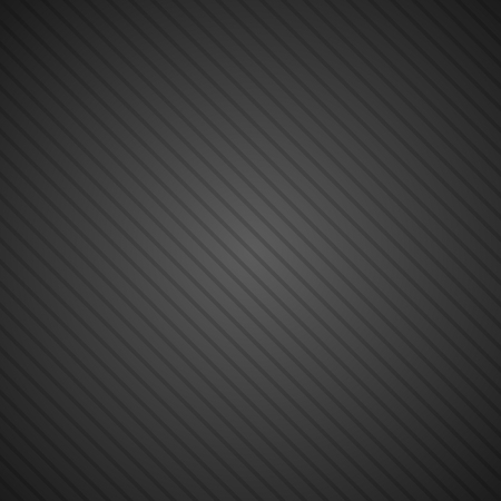 diagonal lines: Dark metallic texture, straight diagonal lines, vector background Illustration