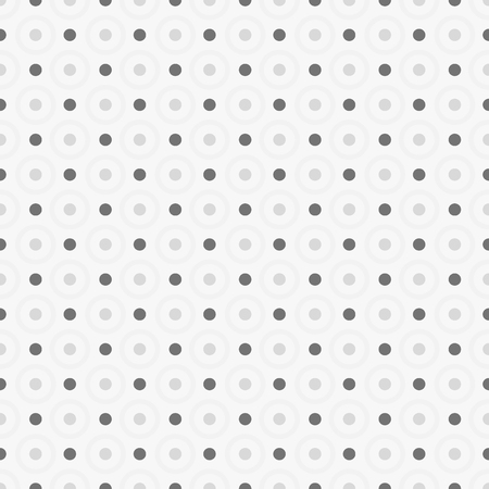 Seamless geometric pattern with points and dots. Illusztráció