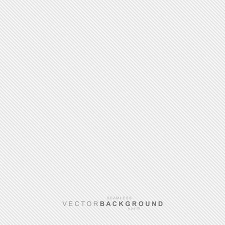 White decorative geometric texture - seamless vector background.