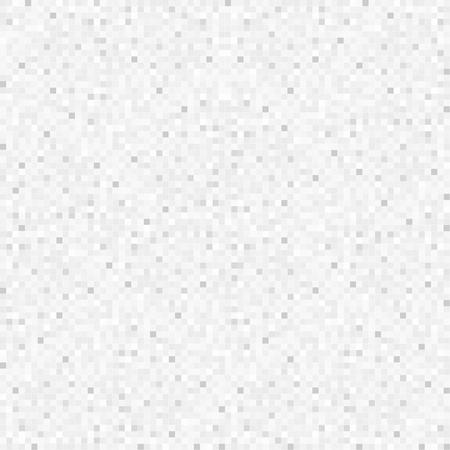 Gray technology background. Seamless digital repetitive pattern.