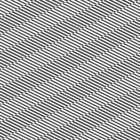 diagonal stripes: Seamless pattern with black and white diagonal stripes. Illustration