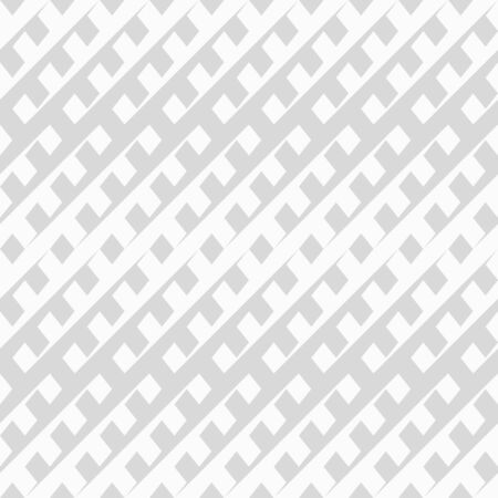 grey background texture: Striped grid pattern, vector seamless background. White and grey texture
