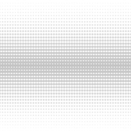 Contexte en demi-teinte vectoriel - sans couture. Texture grise et blanche.
