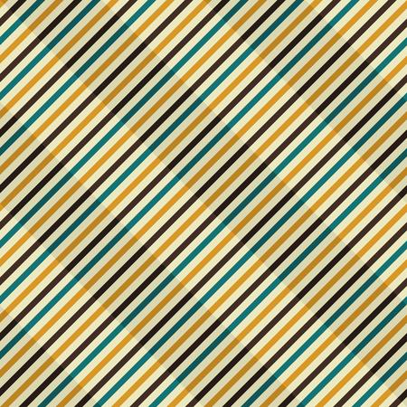 diagonal: Retro seamless striped pattern. Color diagonal lines. Illustration