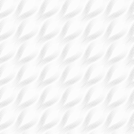 repeatable texture: Seamless geometric pattern, vector repeatable wavy texture