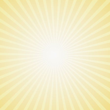 Vector sun light background. Striped abstract pattern. Illustration