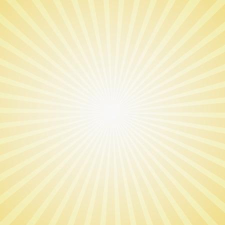 Vector zon lichte achtergrond. Gestreept abstract patroon.
