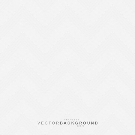 wavy fabric: Fabric texture - vector seamless background, White and grey wavy texture