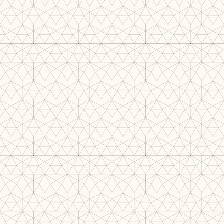 contour: Abstract vector pattern - seamless. Contour beige background.