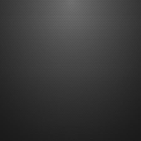 Grid black background. Abstract dark geometric background.