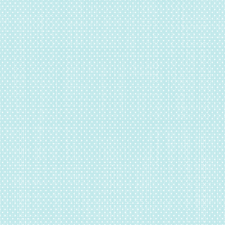 aqua background: Vector dotted seamless surface in vintage style. Illustration