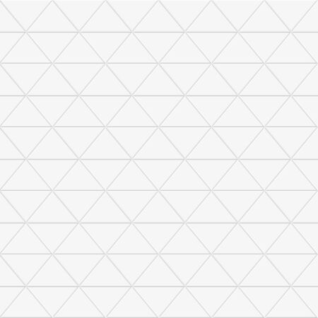 white tile: White tile geometric texture - seamless vector background