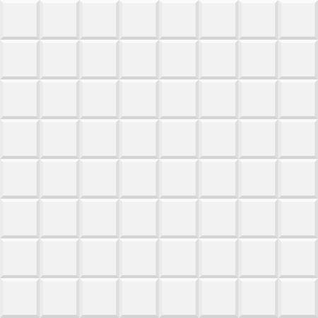 Azulejo blanco textura geométrica - fondo del vector Foto de archivo - 55319582