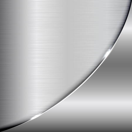 stainless steel: Elegant metallic background. Vector metallic background for your design and ideas.