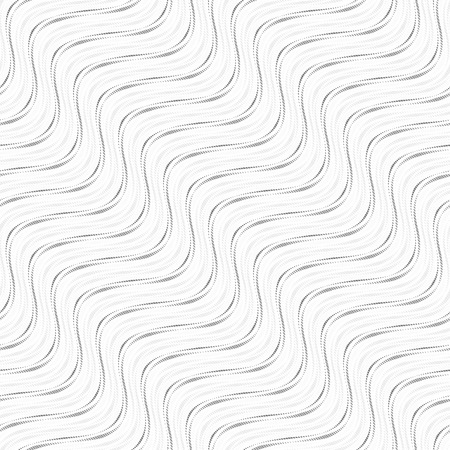 facing: Wave simple pattern - a seamless vector background for your design andd ideas.