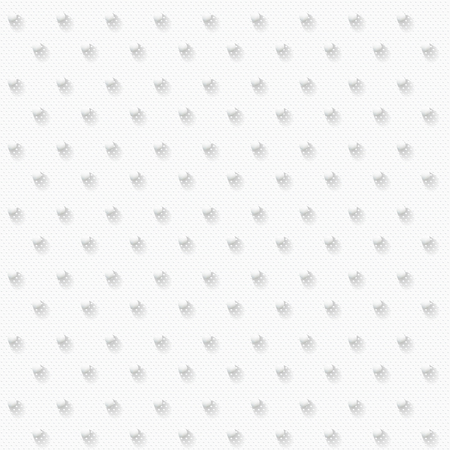 spot clean: Dotted surface - a seamless vector background for your design.