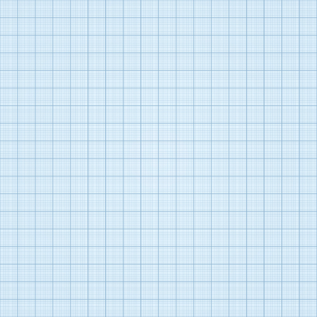 graph paper: Graph paper - seamless. Vector illustration for your design. Illustration