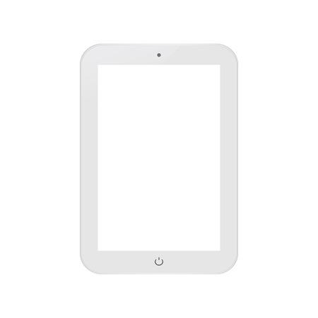 pad: White pad on white background.