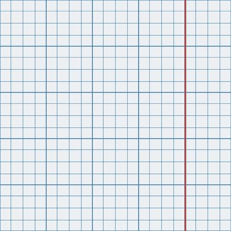 grid paper: Grid paper texture. Sheet of paper - retro design.