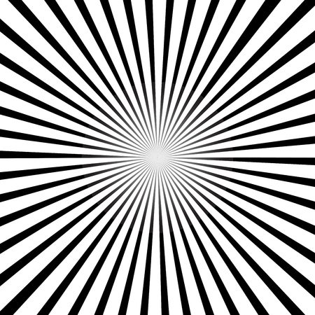 shine background: Black and white vector striped abstract background.