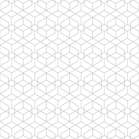 Ornamentale Muster - nahtlose Hintergrund. Vektor-Illustration eps10. Vektorgrafik