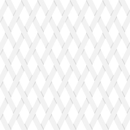 grid paper: Geometric grid vector pattern.Wicker seamless paper texture.