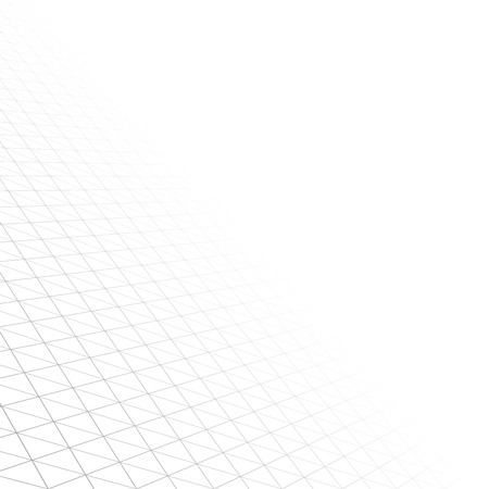 perspective grid: Abstract grid background with perspective. Vector illustration .
