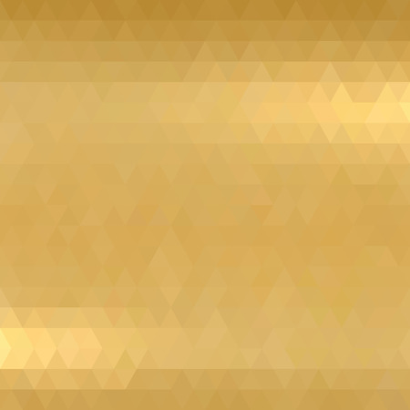 Gold metallic background. Vector illustration does not contain gradient and transparency. Illustration