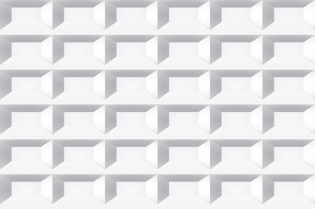 white tile: White tile texture - a seamless geometric background. Stock Photo