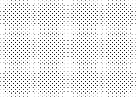 Dotted simple seamless vector pattern. You can use these background for cloth design or for your other design and ideas. Stock Illustratie