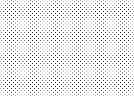 modèle simple vecteur seamless Dotted. Vous pouvez utiliser ces arrière-plan pour la conception de tissu ou de votre autre conception et des idées.