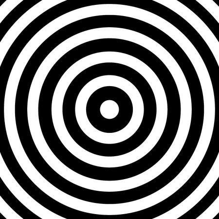 Target abstract background. Illustration
