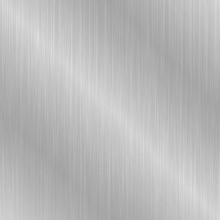 Gray seamless metallic texture. Illustration