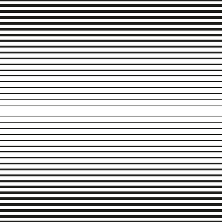 surface: Seamless halftone background. Horizontal lines repeatable pattern.