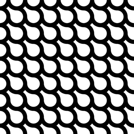 Creative seamless geometric pattern - minimalistic asian design. Abstract trendy simple background.