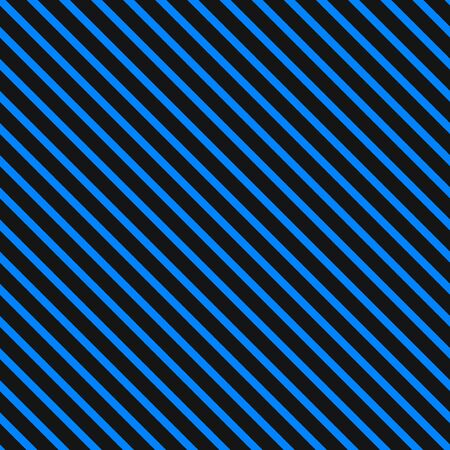 Vector seamless striped pattern. Dark blue background with diagonal lines. Endless simple unusual texture