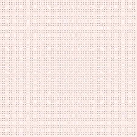 Simple repeatable dotted background. Minimalistic seamless delicate pattern. Endless textile texture. Vektorové ilustrace