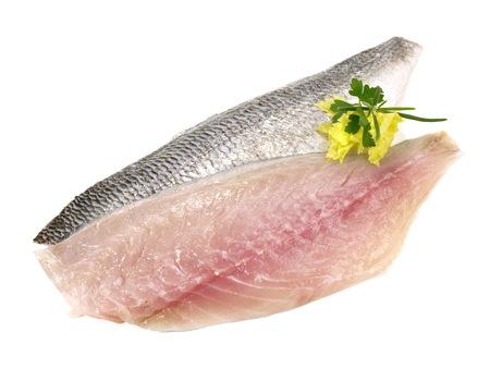 Fisch - Goldbrassenfilet Standard-Bild