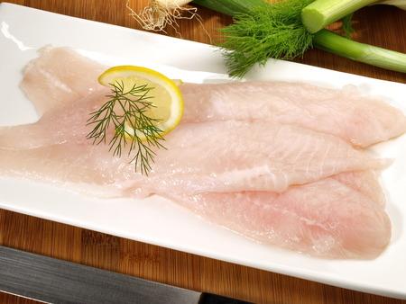 Fischfilet vom Wels