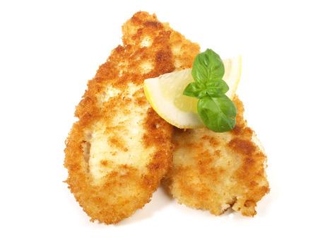 Plaice Fish - Fillet with Beradcrumbs