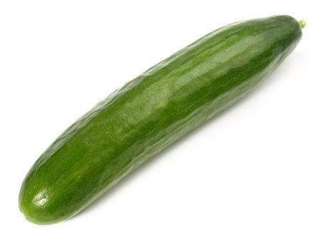 Cucumber - Isolated on white background