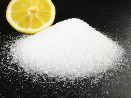 Citric Acid - Preservation and Decalcify